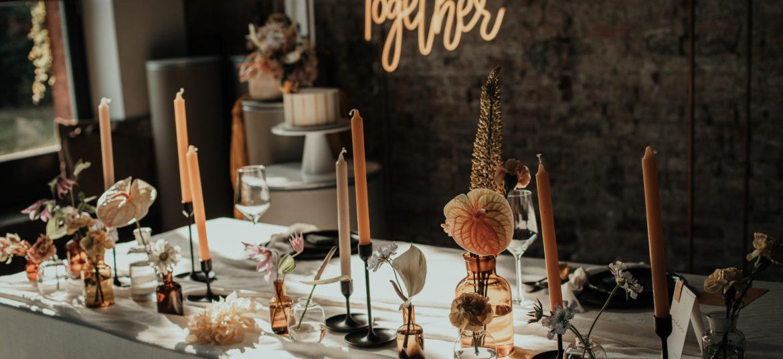 stół honorowy